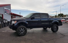 Custom Ford Tires and Rims - Tyrrell Tires Rapid City, SD