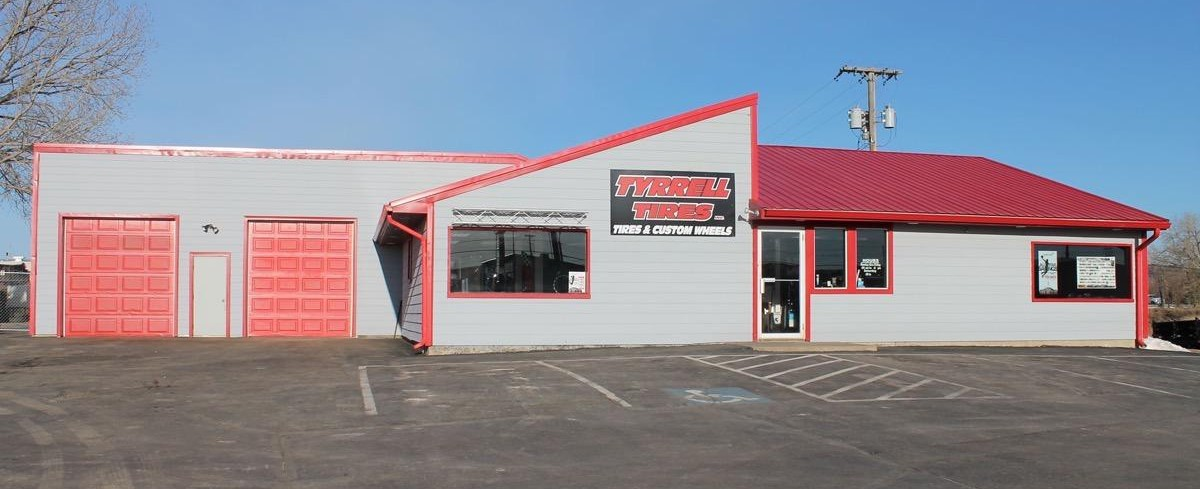 Tyrrell Tires in Rapid City, SD