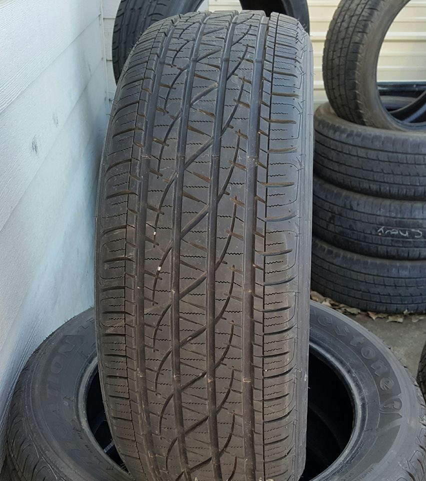 P255/55R20 Firestone Destination LE